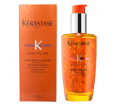 Discipline Oleo-Relax Óleo Advanced 100ml - Kérastase