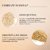 Absolut Repair Gold Quinoa + Protein Trio Shampoo 300ml + Máscara 250ml + Leave-In 150ml - Série Expert